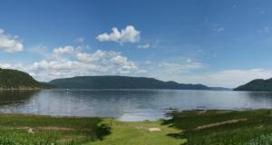 Saguenay panorama