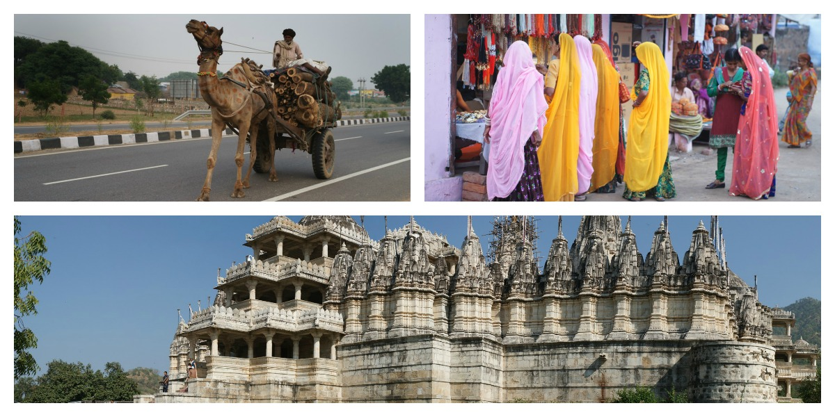Sari's en tempel