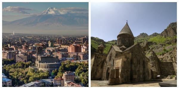 Armenië bezienswaardigheden