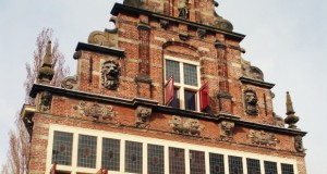 Woerden stadhuis