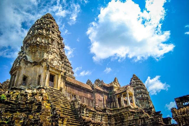 Cambodja is een van de beste backpack bestemmingen