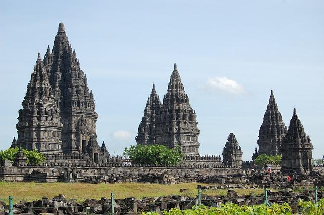 Backpack bestemming Indonesie