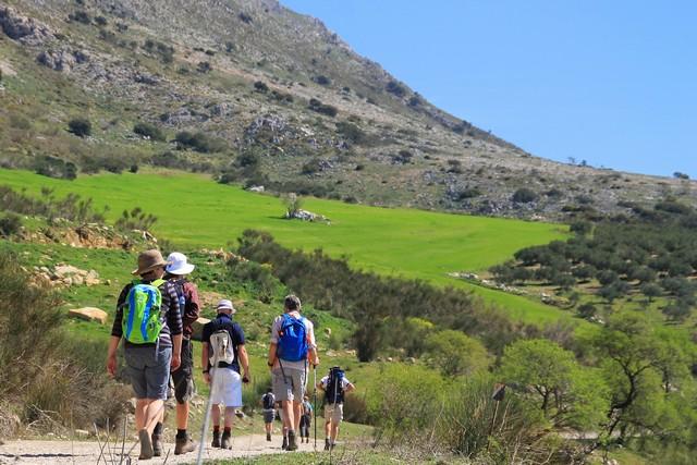 Wandelen in Andalusie