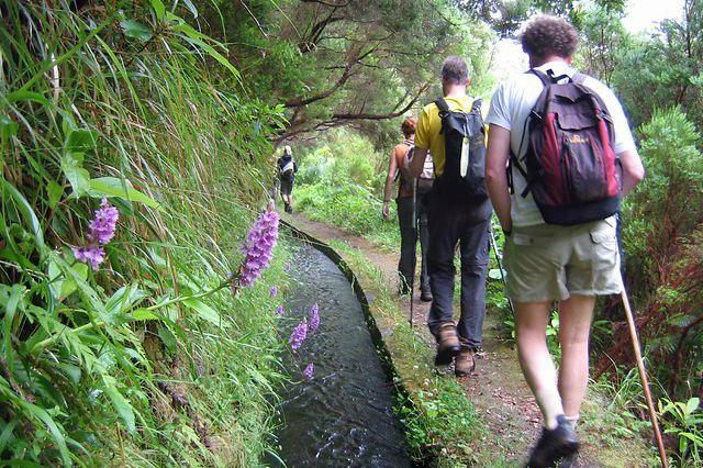 Wandelen in Madeira