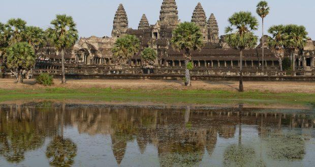 Cambodja rondreis
