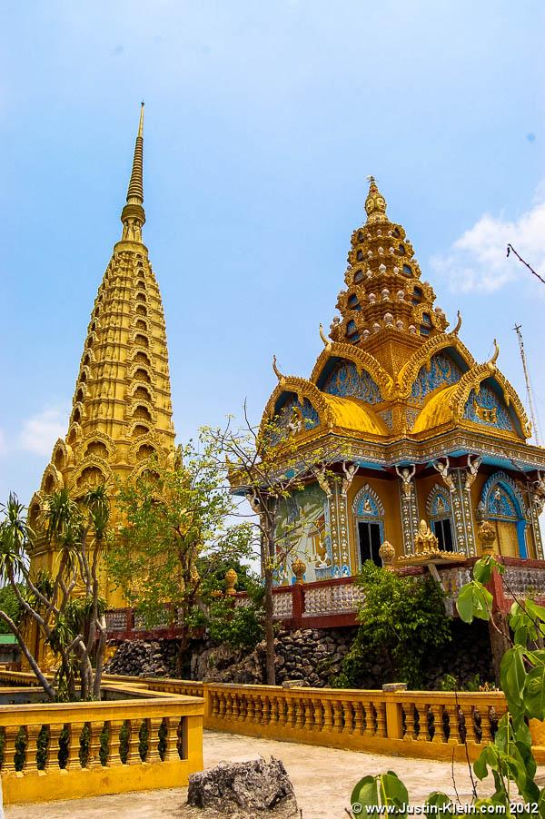Phnom Sampeau pagode