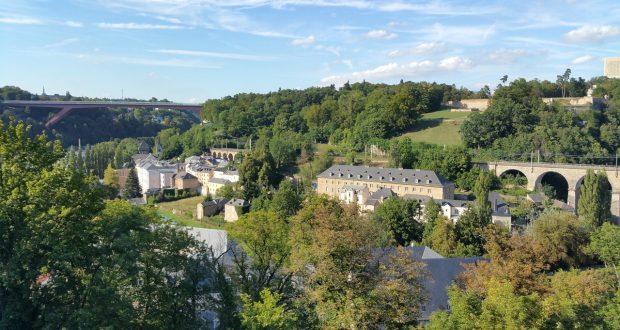 Luxemburg actief