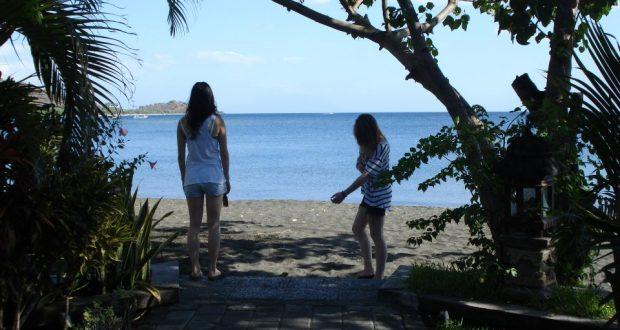 Bali uitzicht