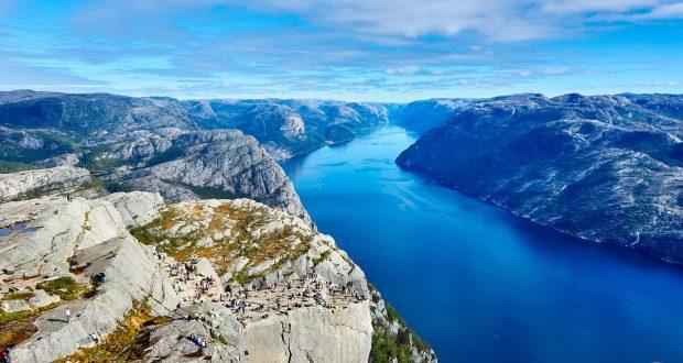 autoreis noorwegen