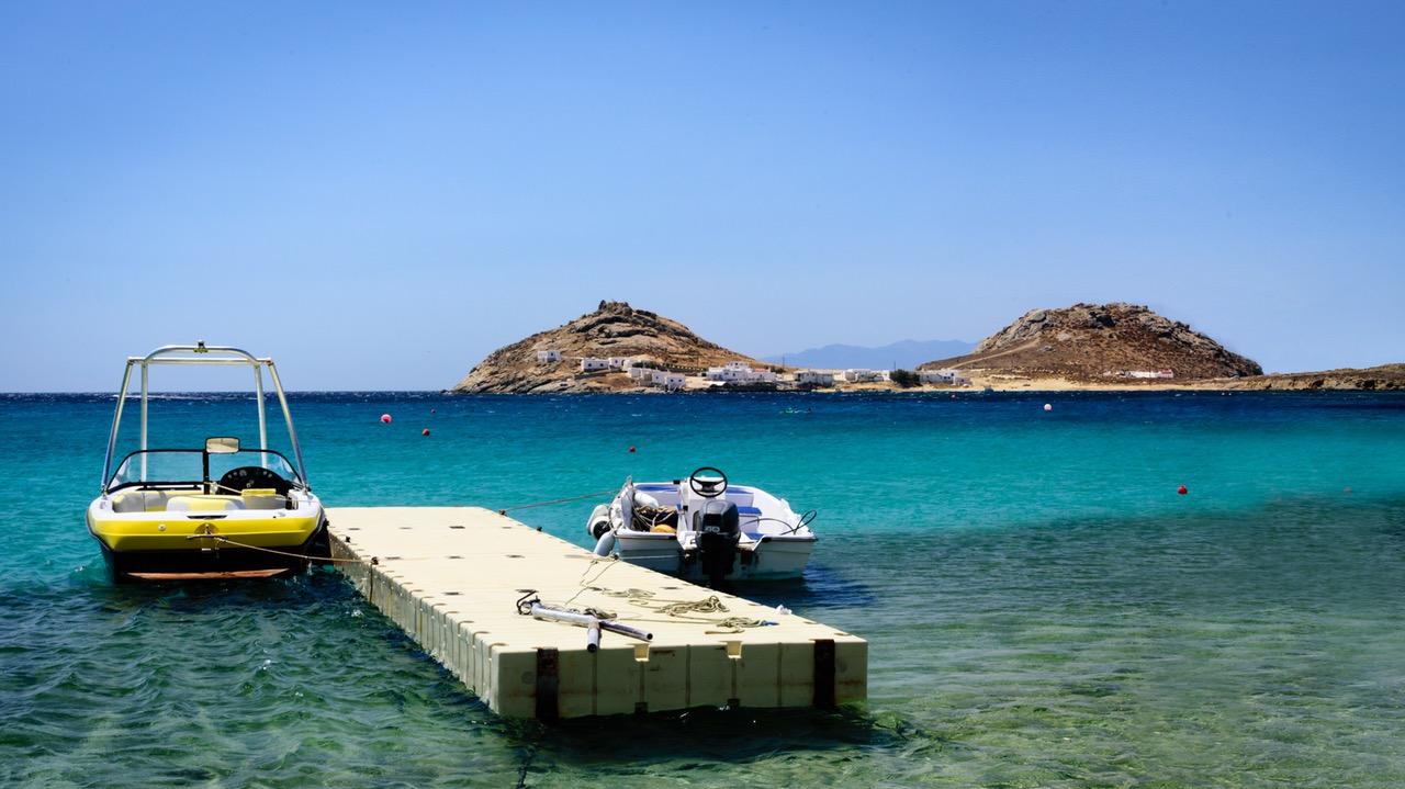 Chersonissos in Griekenland
