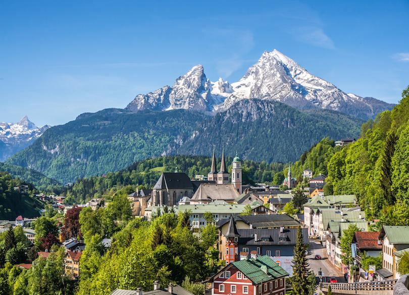 Berchtesgaden in Duitsland
