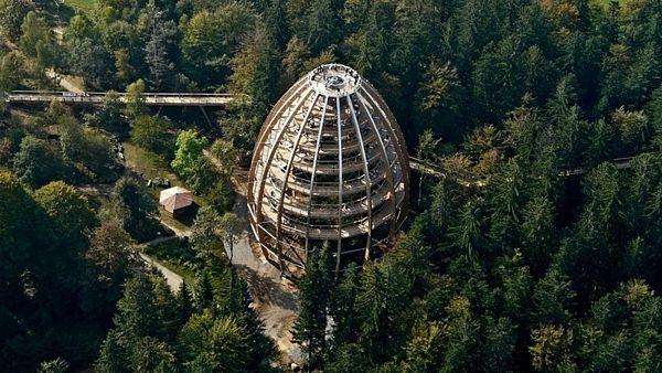 Nationaal park in Duitsland
