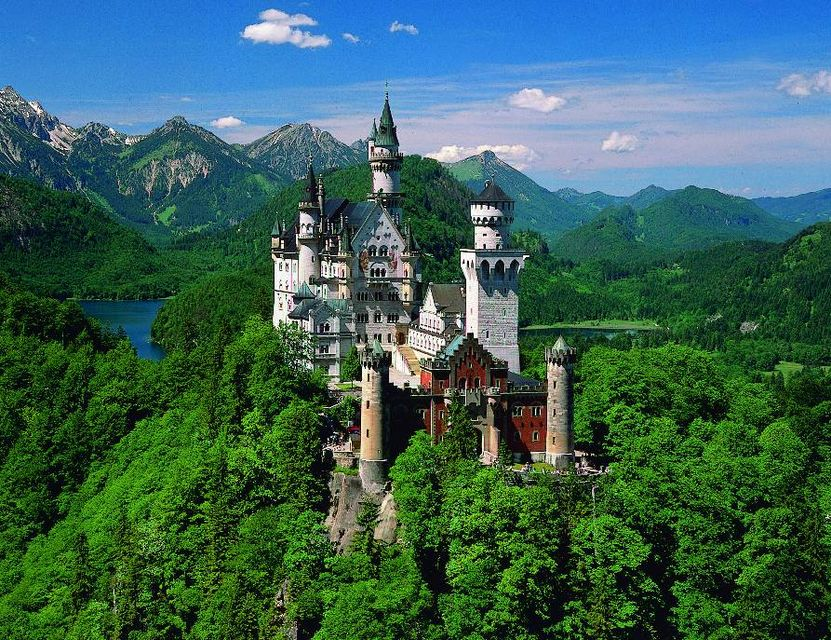 Kasteel in Duitsland
