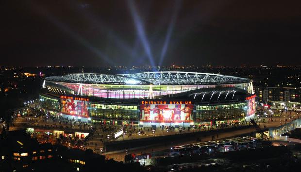 emirates stadion Arnsenal