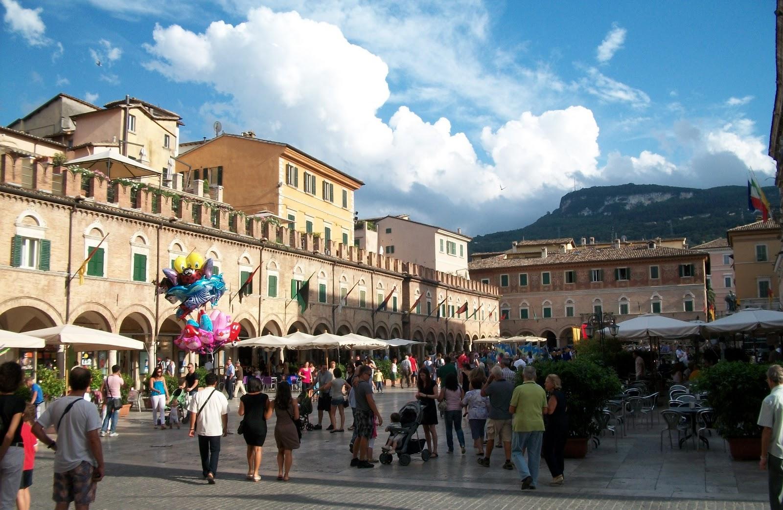 De Markten in Italie