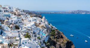 Griekenland een Europese reisbestemming