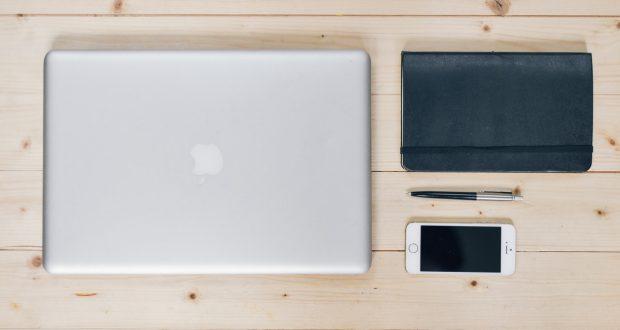 een MacBook die je mee op vakantie kan nemen