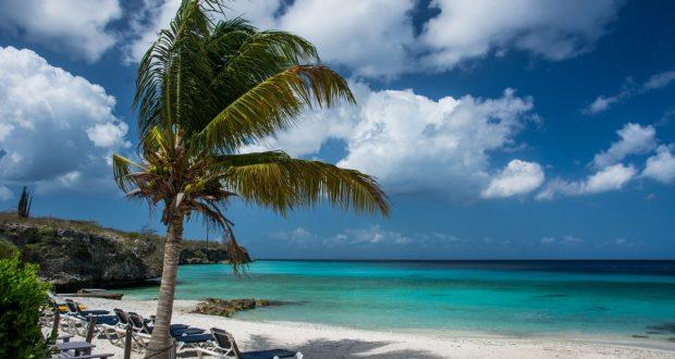 een strand in curaçao als vakantieplek