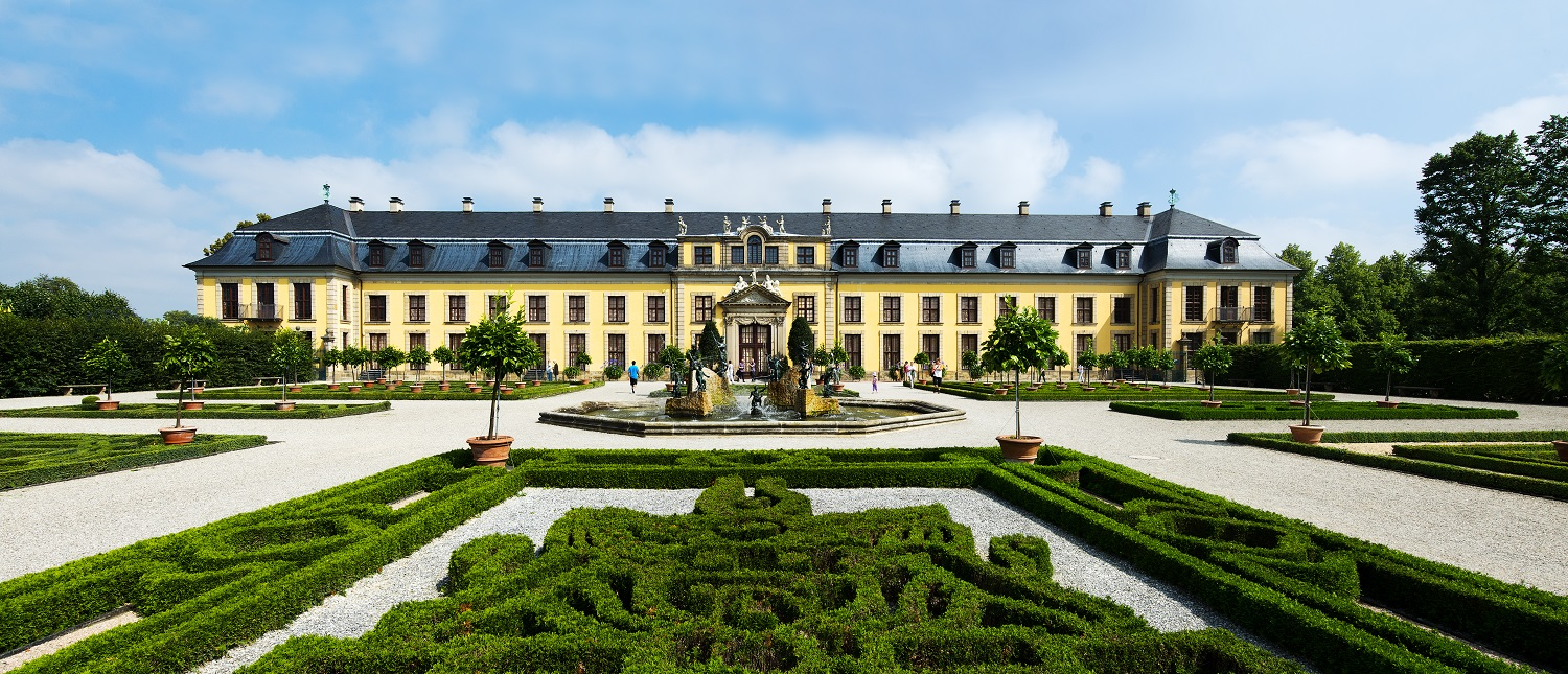 Herrenhausen in Hannover