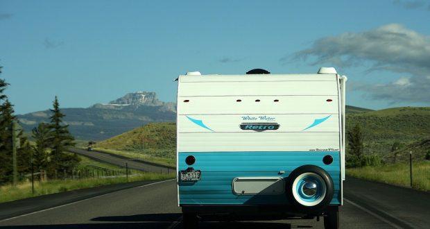 reizen met een caravan
