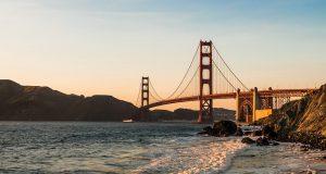 Blog over steden in Amerika die je gezien moet hebben, San Francisco Golden Gate Bridge