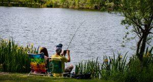 vissen populaire sport nederland