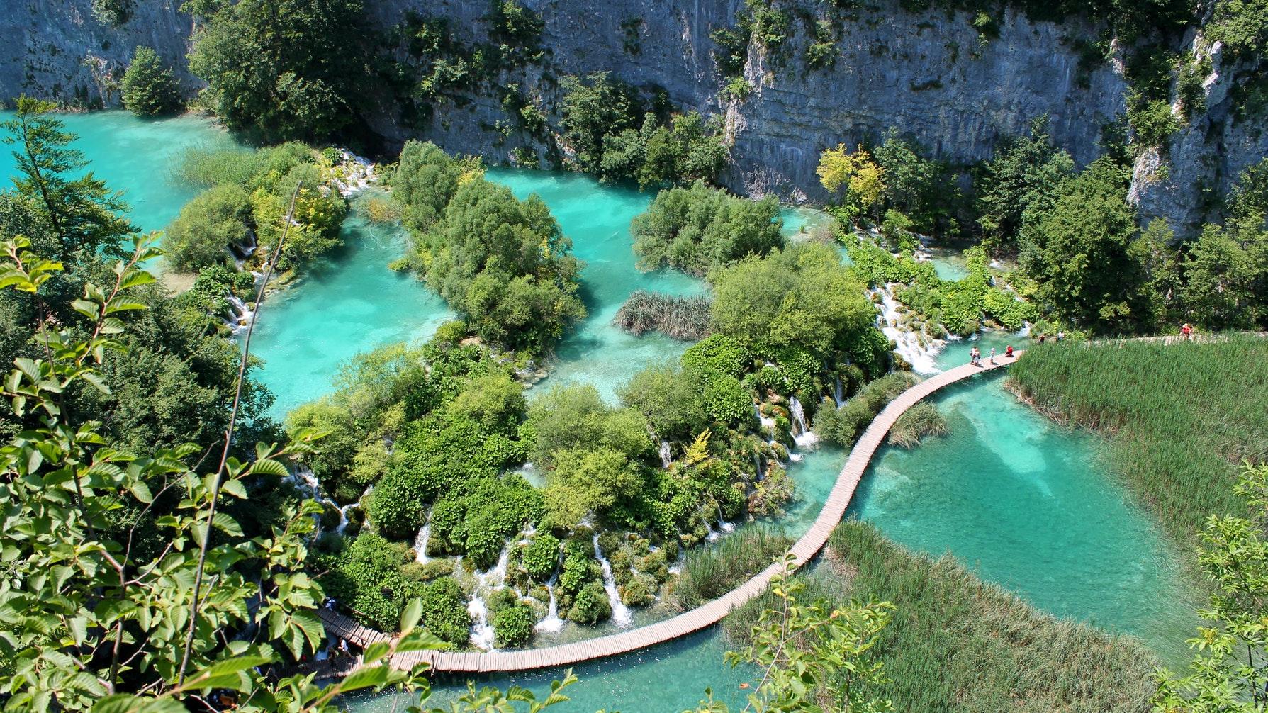 eilandhoppen campingvakantie kroatie