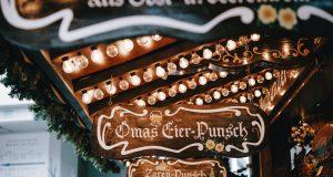 bezoek een kerstmarkt een Duitsland