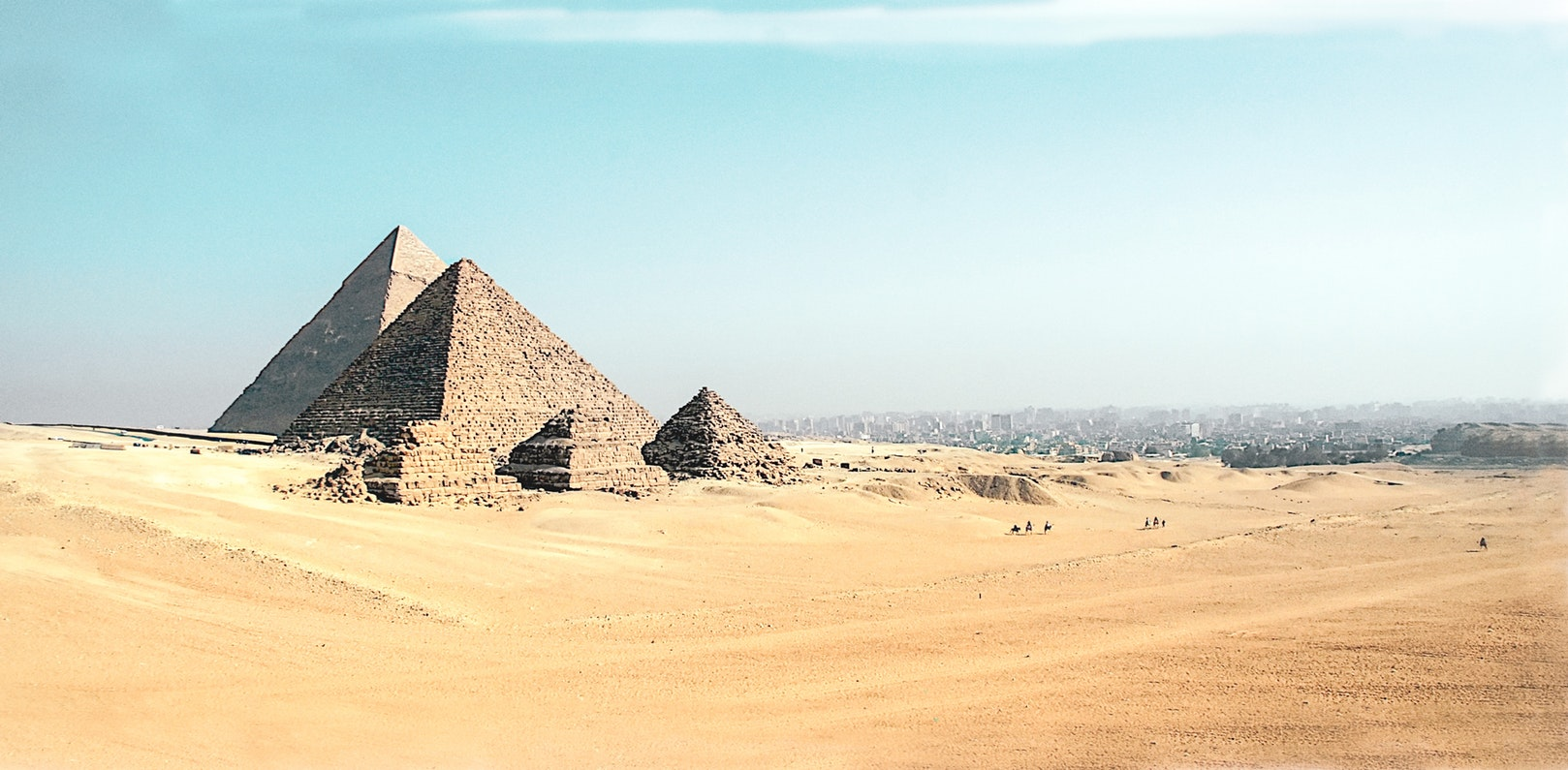 Pyramide in Egypte