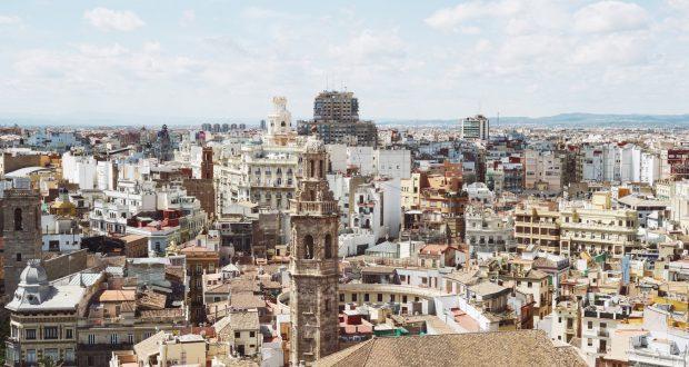 Stedentrip 2019 Valencia