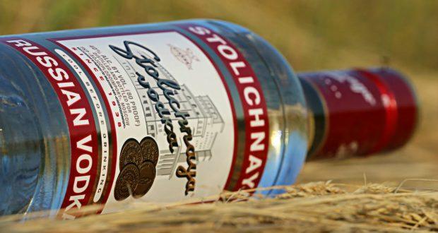 landen met de beste vodka's