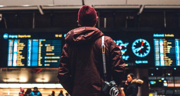 drukke vliegvelden van Europa