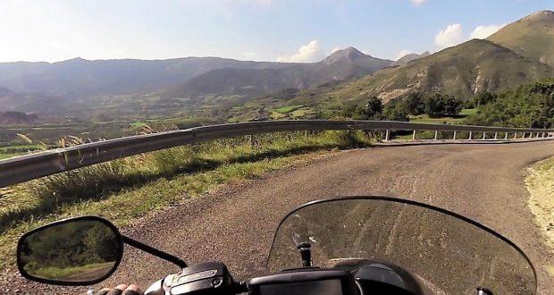 lange afstanden rijden met de motor