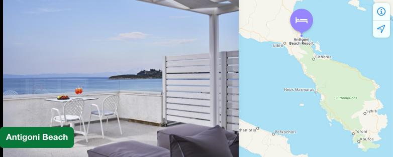 resort ormolu panagias