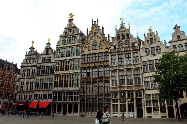 stedentrips najaar Antwerpen 2020