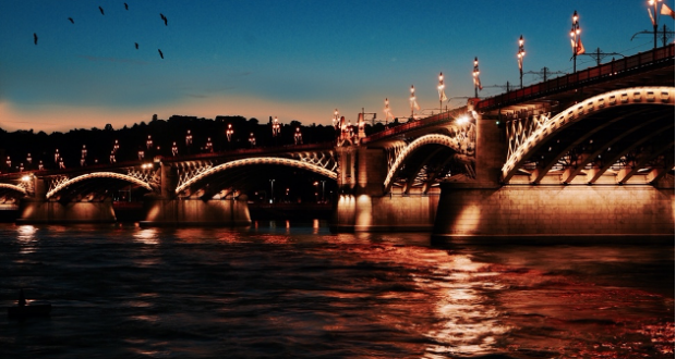 Budapest 2020 in de herfst