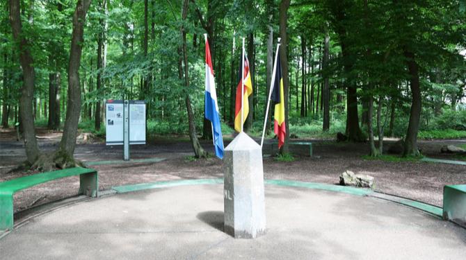 leukste plekken in Nederland: 3 landenpunt