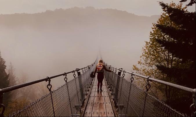 leuke plekken in Duitsland: geierlay