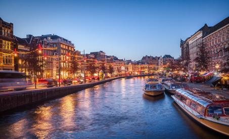 Nederlandse stedentrips