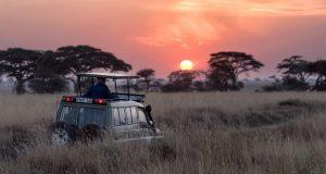 Backpacken Afrika